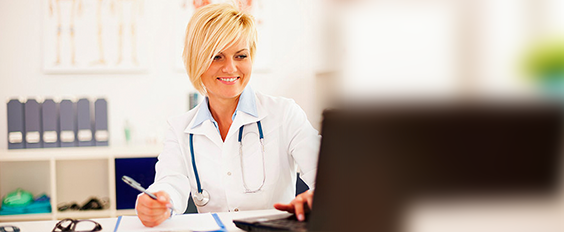 Sicherer Zugriff auf Ihre Patientendaten